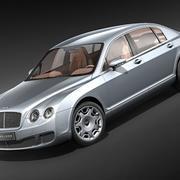 Bentley Continental Flying Spurr Speed 3d model