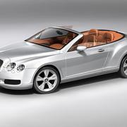 Bentley Continental GTC 3d model