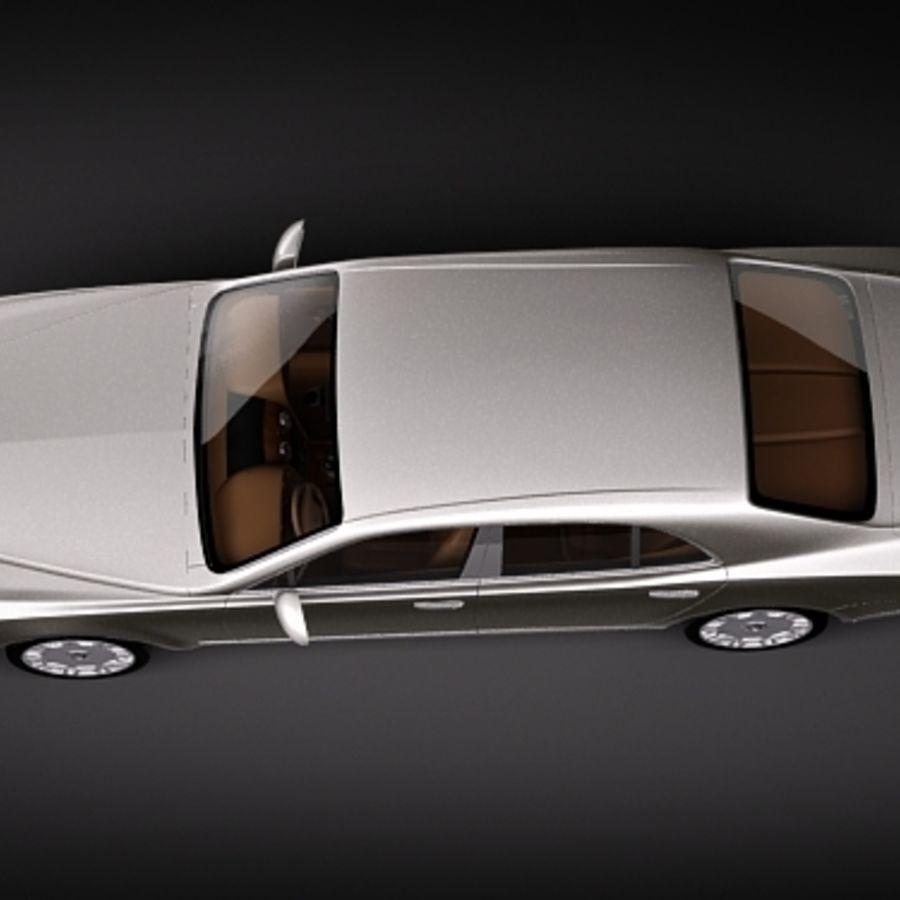 Bentley Mulsanne 3D Model $129