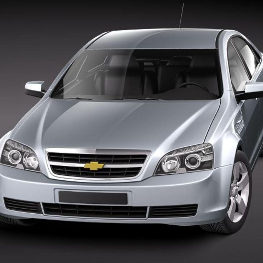 Chevrolet Caprice 2011 Modelo 3d 199 3ds Max Free3d