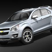 Chevrolet Equinox 3d model