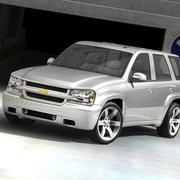 Chevrolet Trailblazer SS 3d model