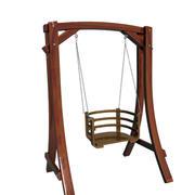 Кресло-качалка 3d model