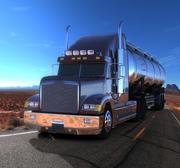 Vrachtwagen Vrachtwagen 3d model