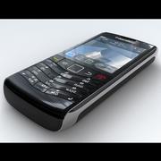 Blackberry Pearl 3G 9105 3d model