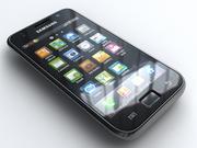 サムスンI9000 Galaxy S 3d model