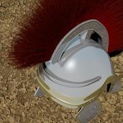 Roman Helm 3d model