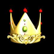 couronne de reine 3d model