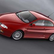 Alfa Romeo GT 3d model