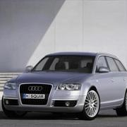 Audi A6 2006 Avant 3d model