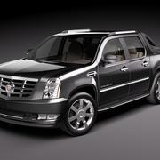Cadillac Escalade EXT 3d model