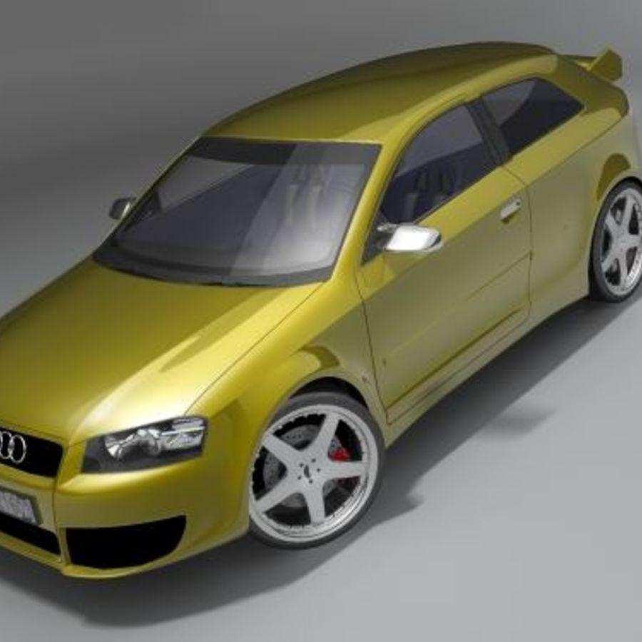 Kelebihan Audi S3 2004 Harga