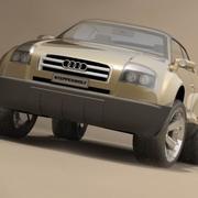 Audi Steppenwolf 3d model
