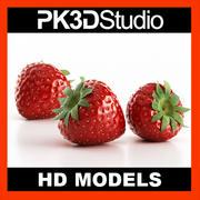 イチゴ 3d model