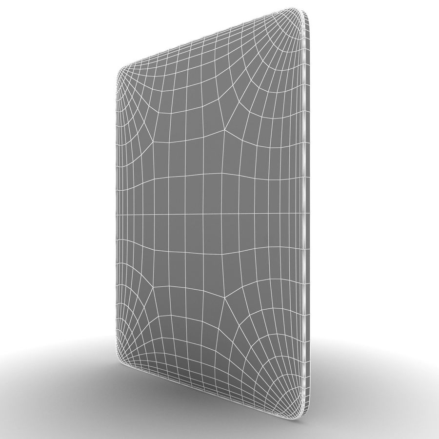 Apple iPad royalty-free 3d model - Preview no. 9