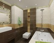 Bathroom V-Ray 3d model