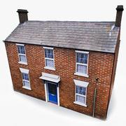 London Old House 002 3d model