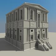 Bâtiment 3d model