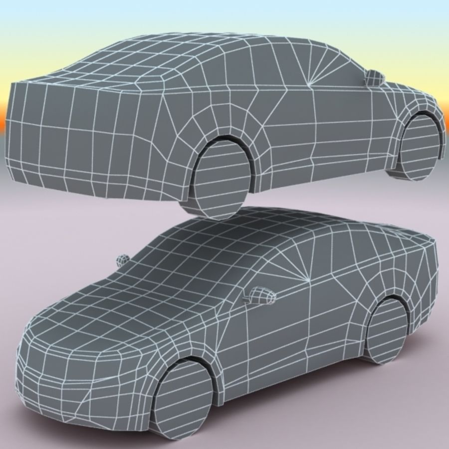 2011 KIA Optima royalty-free 3d model - Preview no. 6