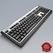 Genius Keyboard 3d model
