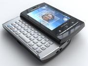 소니 에릭슨 XPERIA X10 미니 프로 3d model