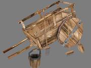 Sprzęt rolniczy 3d model