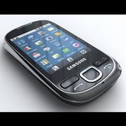 Samsung I5500 Galaxy 5 3d model