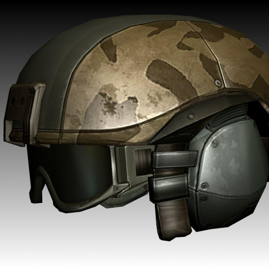 Ballistic Helmet 3D Model $15 -  unknown  obj  3ds  max - Free3D