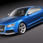 Audi RS5 2011-2013 3d model