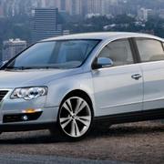 Volkswagen Passat седан 3d model