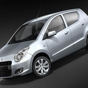 Suzuki Alto 2009-2012 3d model