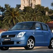 Suzuki Swift 2006 3d model