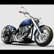 Empire Bike 2 Eighty 3d model