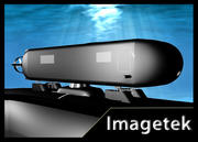 US Navy (ASDS) Submersible Vehicle 3d model