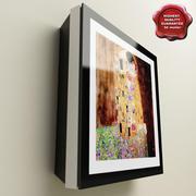 Climatizzatore a parete LG Art Cool 3d model