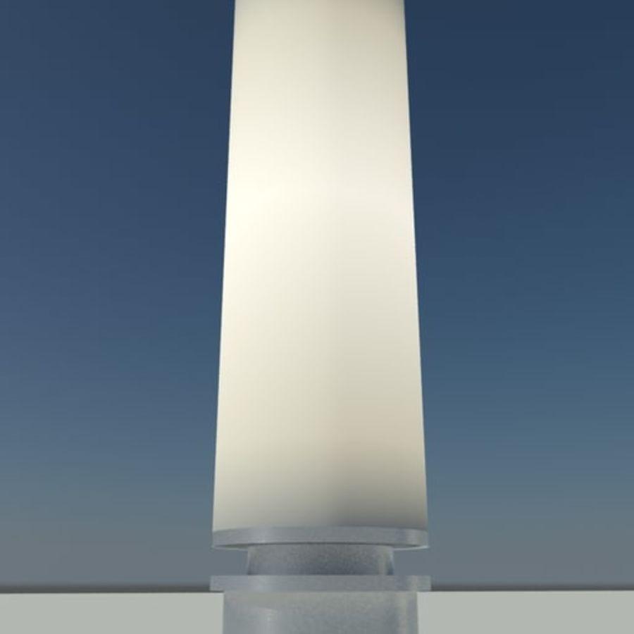 手电筒灯 royalty-free 3d model - Preview no. 2