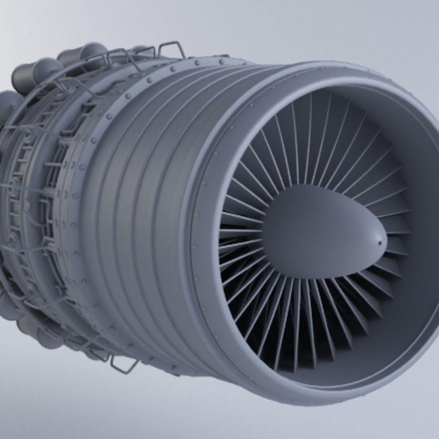 Jet Engine MKVII 3D Model $16 -  unknown  obj  fbx  3ds - Free3D
