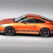 Porsche 911 997 GT3RS 3d model