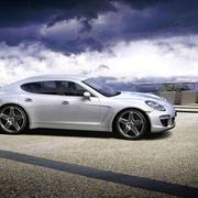 Porsche Panamera Concept 3d model