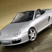 Porsche Boxster 2005 3d model