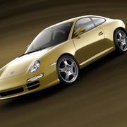 Porsche 911 Carrera S 2005 3d model