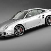 Porsche 911- 997 Turbo 3d model