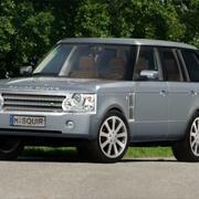 Range Rover 2004-2008 3d model