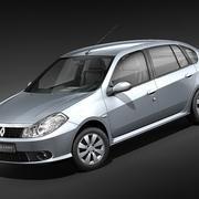 Renault Symbol - Thalia 3d model
