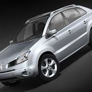 Renault Koleos 3d model