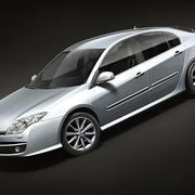 Renault Laguna III 3d model