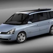 Renault Espace 3d model