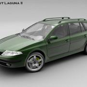 Renault Laguna II estate 3d model