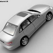 Saturn LS 3d model