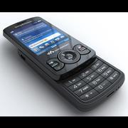 Sony Ericsson Spiro 3d model